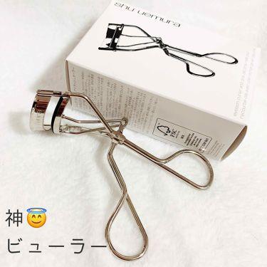 アイラッシュ カーラー/shu uemura/ビューラー by なまこ
