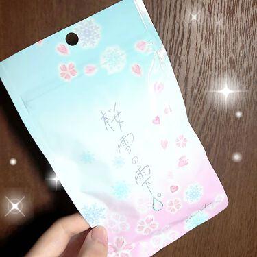 桜雪の雫。/Shiro no Sakura./美肌サプリメントを使ったクチコミ(1枚目)