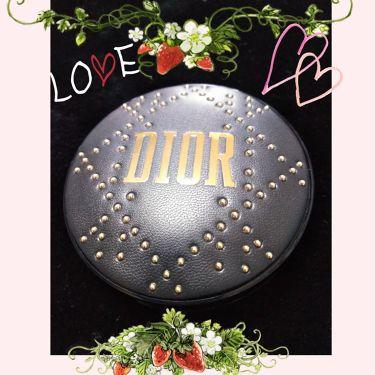 ディオールスキン フォーエヴァー クッション リミテッド エディション/Dior/その他ファンデーションを使ったクチコミ(1枚目)