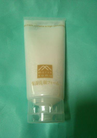 肌をうるおす保湿洗顔フォーム/肌をうるおす保湿スキンケア/洗顔フォームを使ったクチコミ(1枚目)
