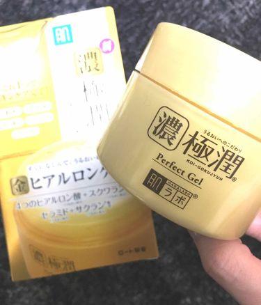 濃極潤パーフェクトゲル/肌ラボ/オールインワン化粧品 by アイ