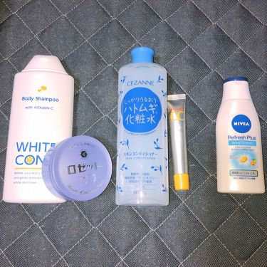 スキンコンディショナー/CEZANNE/化粧水を使ったクチコミ(2枚目)