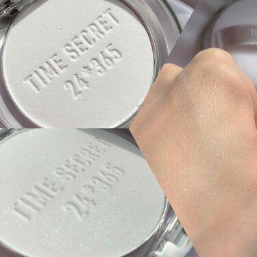 タイムシークレット ミネラルプレストクリアベール/TIME SECRET/プレストパウダーを使ったクチコミ(2枚目)