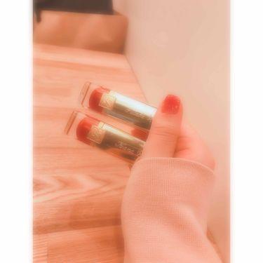 ふたば🌱さんの「エスティ ローダーピュア カラー クリスタル シアー リップスティック<口紅>」を含むクチコミ