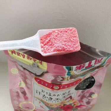 汗かきエステ気分 スキンケアローズ/マックス/入浴剤を使ったクチコミ(2枚目)