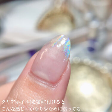 ジェルネイル/ジェルミーワン/マニキュアを使ったクチコミ(3枚目)