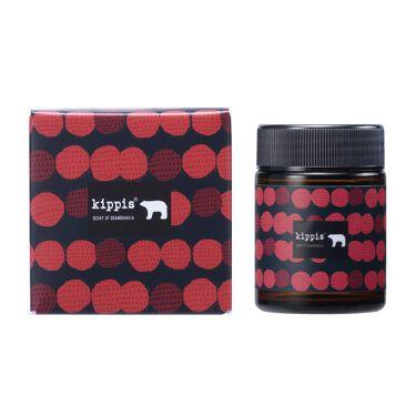 キッピス 髪と肌のトリートメントワックス 甘酸っぱい真っ赤なベリーの香り