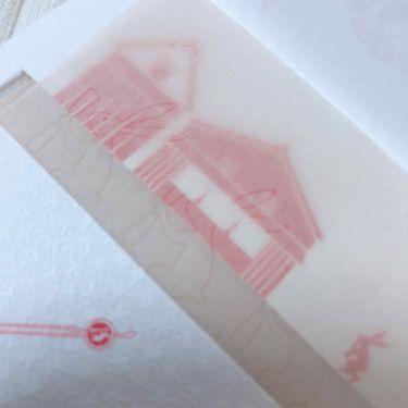 うさぎ十二変化 からくりあぶらとり紙/まかないこすめ/あぶらとり紙を使ったクチコミ(3枚目)