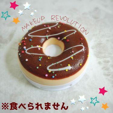 I Heart Revolution Donuts/MAKEUP REVOLUTION/パウダーアイシャドウを使ったクチコミ(1枚目)