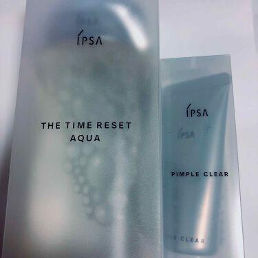 ピンプルクリア/IPSA/美容液を使ったクチコミ(1枚目)
