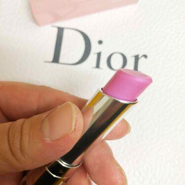【旧】ディオール アディクト リップ グロウ/Dior/リップケア・リップクリームを使ったクチコミ(2枚目)