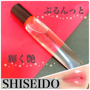 クリスタルジェルグロス/SHISEIDO/リップグロス by ★むぎ★