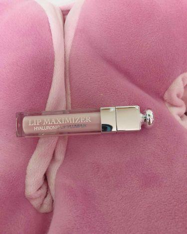 ディオール アディクト リップ マキシマイザー/Dior/リップグロスを使ったクチコミ(2枚目)