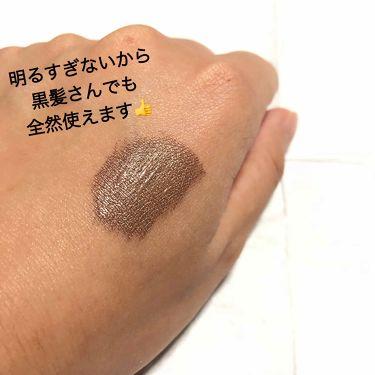 ヘビーローテーション カラーリングアイブロウ/キスミー/マスカラを使ったクチコミ(3枚目)