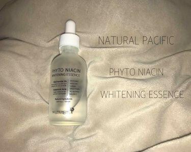 PHYTO NIACIN WHITENING ESSENCE/ナチュラルパシフィック/美容液を使ったクチコミ(1枚目)
