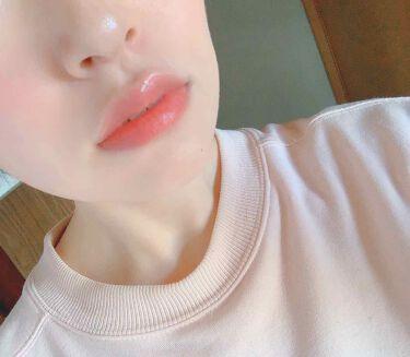 キス グロウ バーム/REVLON/口紅を使ったクチコミ(3枚目)