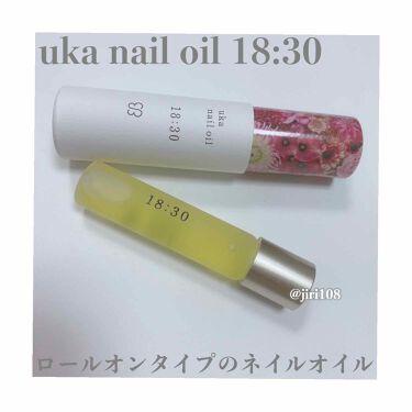 ネイルオイルイチサンゼロゼロ/uka/ネイルケアを使ったクチコミ(1枚目)