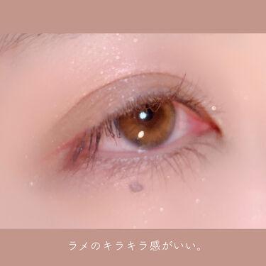 スイ ブラック アイカラー/ANNA SUI/パウダーアイシャドウを使ったクチコミ(8枚目)