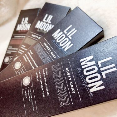 LIL MOON 1DAY/LIL MOON/カラーコンタクトレンズを使ったクチコミ(6枚目)