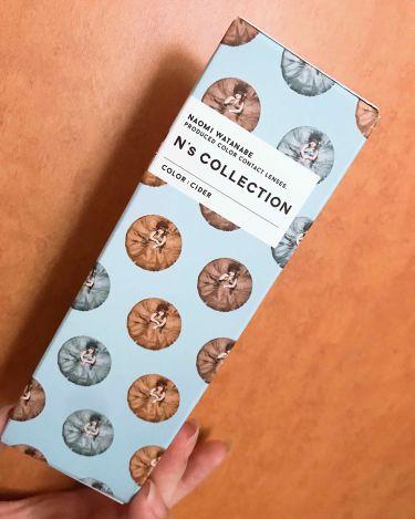 N's Collection/N's COLLECTION/カラーコンタクトレンズを使ったクチコミ(1枚目)