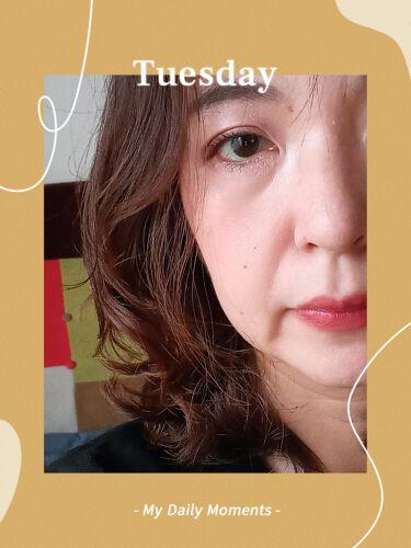 【画像付きクチコミ】おはようございます🎵今日の、メイク💚キャンメイクパーフェクトスタイリストアイズNo.24メロウミルクティーピンクが、お上品で可愛い💕💚キャンメイクグロウフルールチークスNo.11チャイフルール💚rom&ndジューシーラスティングティン...