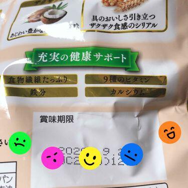 ごろっとグラノーラ ココ・ナッツ/日清シスコ/食品を使ったクチコミ(1枚目)