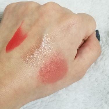ルージュヒール ベルベット/CLIO/口紅を使ったクチコミ(4枚目)