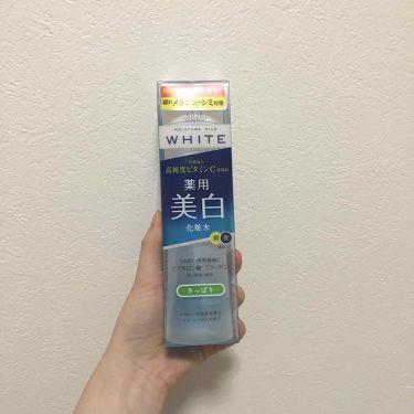 モイスチュアホワイトローションL/コーセーコスメニエンス/化粧水を使ったクチコミ(1枚目)