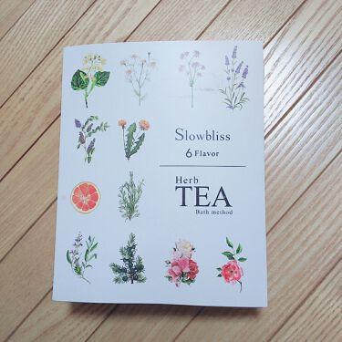 HerbTEAbathmed Whiteherbflowers Ⅰ Slowbliss