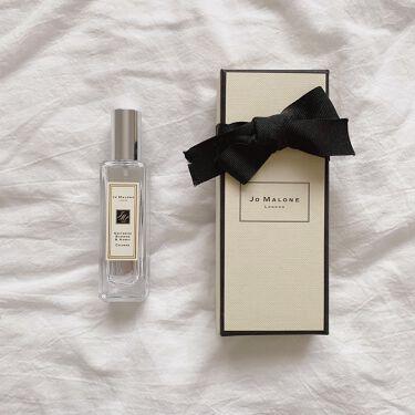 ネクタリンブロッサム&ハニー コロン/Jo MALONE LONDON/香水(レディース)を使ったクチコミ(1枚目)