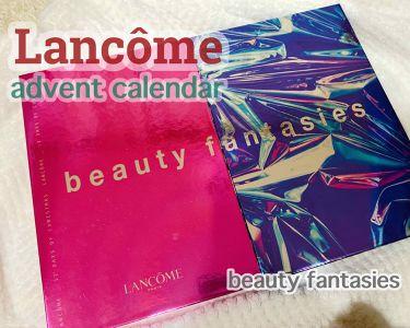 アドベントカレンダー /ランコム(海外)/その他キットセットを使ったクチコミ(1枚目)