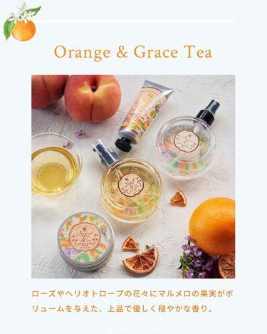 ナチュラルティーケア ボディ&ヘアオイル GREEN&CLEAR TEA/Afternoon Tea LIVING/ボディクリーム・オイルを使ったクチコミ(3枚目)