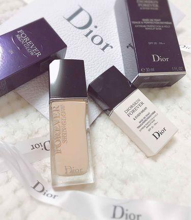 ディオールスキン フォーエヴァー&エヴァー ベース/Dior/化粧下地を使ったクチコミ(1枚目)