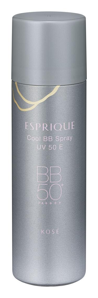 2021/5/16発売 ESPRIQUE ひんやりタッチ BBスプレー UV 50 E