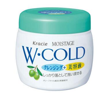 Wコールドクリーム