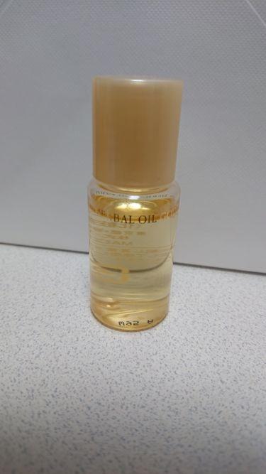 アルビオン ハーバルオイル ゴールド/ALBION/フェイスオイル・バームを使ったクチコミ(1枚目)