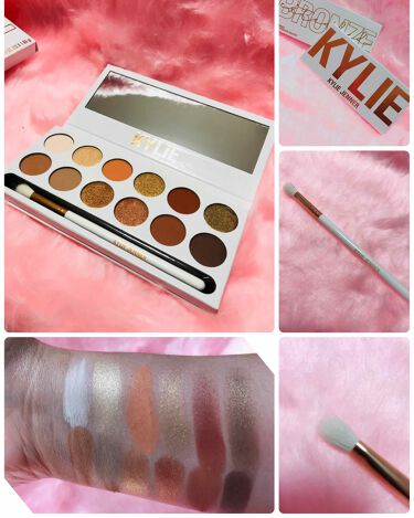Kylie Cosmetics THE BRONZE EXTENDED PALETTE | KYSHADOW