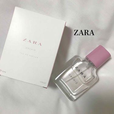 オーキッド オードパルファム/ZARA/香水(レディース)を使ったクチコミ(1枚目)