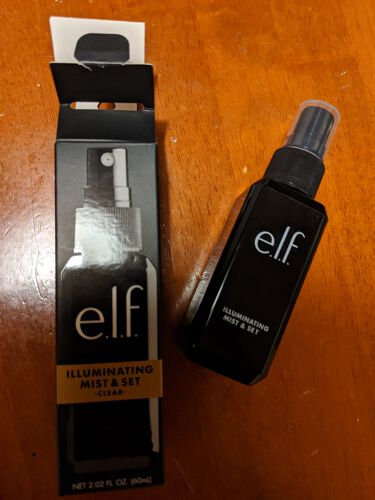 makeup mist & set/e.l.f/その他を使ったクチコミ(1枚目)
