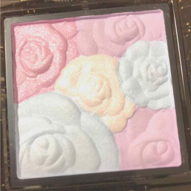ローズ チーク カラー N/ANNA SUI/パウダーチークを使ったクチコミ(2枚目)