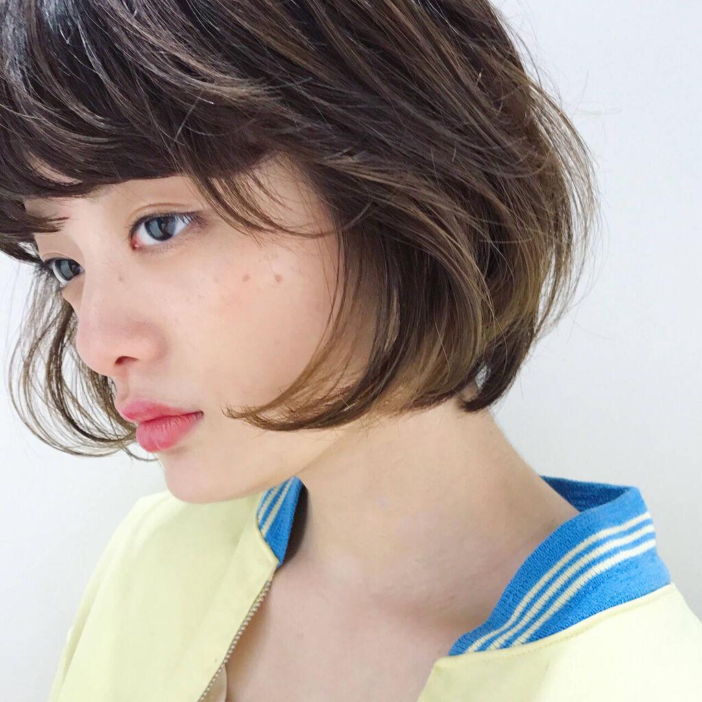 韓国で大ブーム♡『タンバルモリ』を全解説【前髪ありなし・顔型別・パーマ・巻き方】のサムネイル