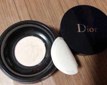 ディオールスキン フォーエヴァー コントロール ルース パウダー/Dior/ルースパウダーを使ったクチコミ(5枚目)