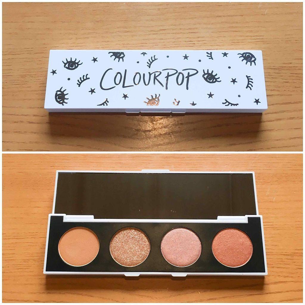 ColourPop(カラーポップ)のpressed powder eyeshadow