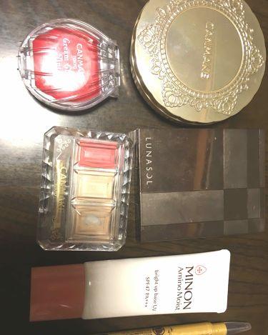 アミノモイスト ブライトアップベース UV/ミノン/化粧下地を使ったクチコミ(2枚目)