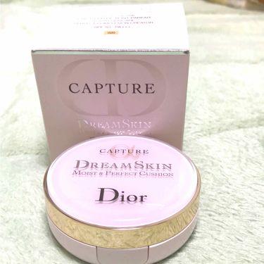 カプチュール トータル ドリームスキン クッション/Dior/化粧下地を使ったクチコミ(1枚目)