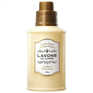 柔軟剤入り洗剤 シャイニームーンの香り850g