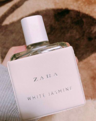 ホワイトジャスミンオードトワレ/ZARA/香水(レディース)を使ったクチコミ(3枚目)