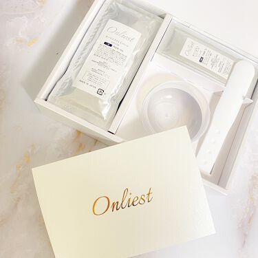 Luxury CO2 Pack/Onliest/シートマスク・パックを使ったクチコミ(2枚目)