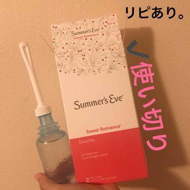 Summer's Eve Douche/Summer's Eve(サマーズイブ)/その他ボディケアを使ったクチコミ(1枚目)