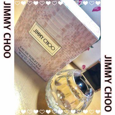 ジミーチュウ オード パルファム/ジミー チュウ/香水(レディース)を使ったクチコミ(1枚目)
